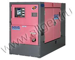 Дизельный генератор Denyo DCA-60USH2 (44 кВт)
