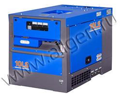 Дизельный генератор Denyo TLG-12LSX мощностью 10 кВт