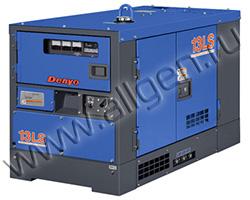 Дизельный генератор Denyo TLG-13LSY мощностью 9 кВт