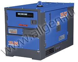 Дизельный генератор Denyo TLG-15LSX мощностью 12 кВт