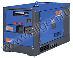Дизельный генератор Denyo TLG-18LSY мощностью 12 кВт