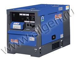 Дизельный генератор Denyo TLG-6LSX мощностью 5 кВт