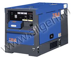 Дизельный генератор Denyo TLG-7.5LSK мощностью 5 кВт
