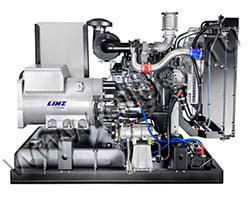 Дизельный генератор Дизель АД-70 Iveco LS (75 кВт)