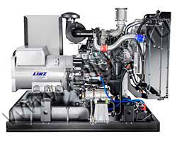 Дизельный генератор Дизель АД-85 Iveco LS (120 кВА)