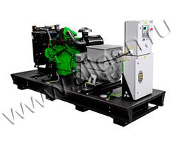 Дизель электростанция Дизель АД-100 Volvo LS мощностью 143 кВА (114 кВт) на раме
