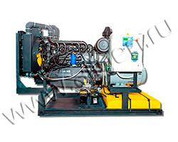 Дизельный генератор Дизель АД-100 ММЗ LS (138 кВА)