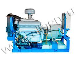 Дизельный генератор Дизель АД-100 ЯМЗ LS (138 кВА)