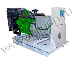 Дизель электростанция Дизель АД-150 John Deere LS мощностью 206 кВА (165 кВт) на раме
