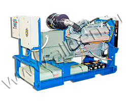 Дизель электростанция Дизель АД-150 ЯМЗ LS мощностью 206 кВА (165 кВт) на раме