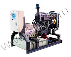 Дизель электростанция Дизель АД-30 ММЗ LS мощностью 41 кВА (33 кВт) на раме