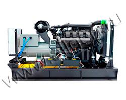 Дизельный генератор Дизель АД-200 ТМЗ LS (220 кВт)