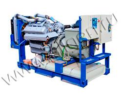 Дизельный генератор Дизель АД-315 ЯМЗ LS (433 кВА)