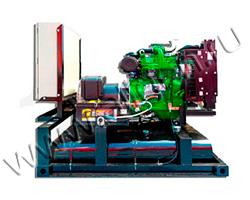 Дизель электростанция Дизель АД-30 John Deere LS мощностью 41 кВА (33 кВт) на раме
