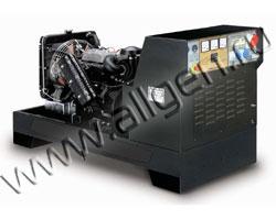 Дизельный генератор Elcos GE.PK.010\009.BF/SS мощностью 8 кВт