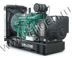 Дизельный генератор Elcos GE.DW.560\560.BF/SS (500 кВт)