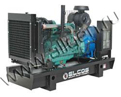 Дизельный генератор Elcos GE.VO.094\085.BF/SS (76 кВт)