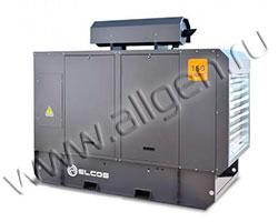 Дизельный генератор Elcos GE.PK.166\150.LT (133 кВт)