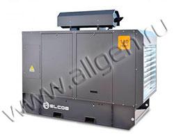 Дизель генератор Elcos GE.VO.150\135.LT мощностью 150 кВА (120 кВт) в шумозащитном кожухе