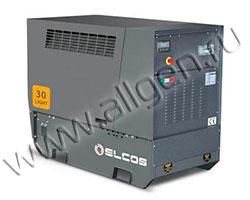Дизельный генератор Elcos GE.YA.037\033.LT мощностью 30 кВт