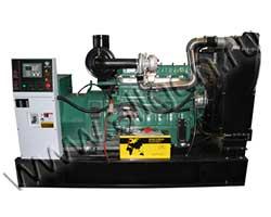 Дизель электростанция Электроагрегат АД150-Т400-1Р АРГУС мощностью 206 кВА (165 кВт) на раме