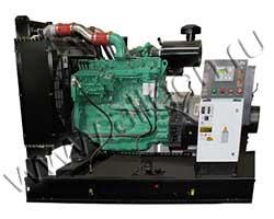 Дизель электростанция Электроагрегат АД150-Т400-1Р-C мощностью 206 кВА (165 кВт) на раме