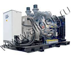Дизельный генератор Energo ED 605/400 MU (659 кВА)