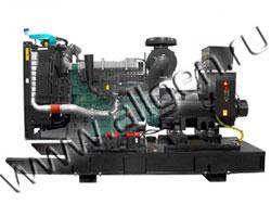 Дизель электростанция Energo ED 130/400 V мощностью 140 кВА (112 кВт) на раме