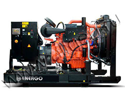 Дизельный генератор Energo EDF 380/400 SC (402 кВА)