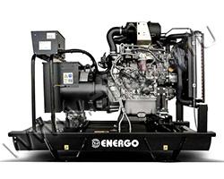 Дизельный генератор Energo ED 9/230 Y мощностью 6 кВт