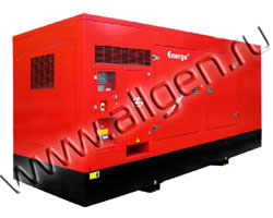 Дизельная электростанция Energo ED 180/400 IV