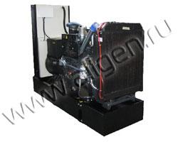 Дизель электростанция EPS System GI 143 мощностью 143 кВА (114 кВт) на раме