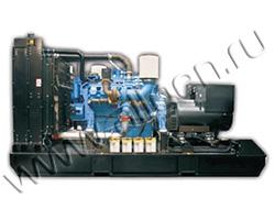 Дизельный генератор EPS System GMT 660 (660 кВА)