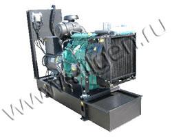 Дизель электростанция EPS System GV 144 мощностью 144 кВА (115 кВт) на раме