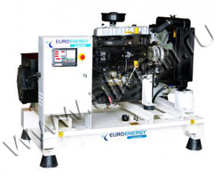 Дизельный генератор EuroEnergy EAG-33 (26 кВт)