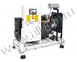Дизельный генератор EuroEnergy EALG-55 (44 кВт)