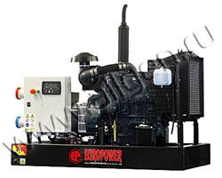 Дизельный генератор EuroPower EP30DE/EPS30DE мощностью 24 кВт