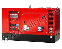 Дизельный генератор EuroPower EPS333TDE мощностью 26 кВт