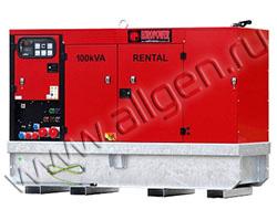 Дизельный генератор EuroPower EPSR100TDE (110 кВА)