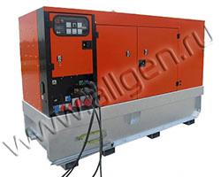 Дизельный генератор EuroPower EPSR150TDE (132 кВт)