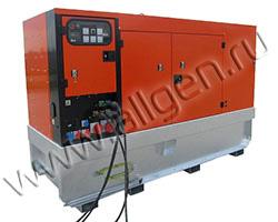 Дизельный генератор EuroPower EPSR180TDE (158 кВт)