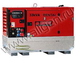 Дизельный генератор EuroPower EPSR34TDE мощностью 26 кВт