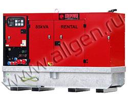 Дизельный генератор EuroPower EPSR85TDE (75 кВт)