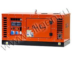 Дизельный генератор EuroPower New Boy EPS103DE мощностью 8 кВт