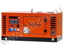 Дизельный генератор EuroPower New Boy EPS113TDE мощностью 9 кВт