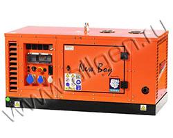 Дизельный генератор EuroPower New Boy EPS123DE мощностью 10 кВт