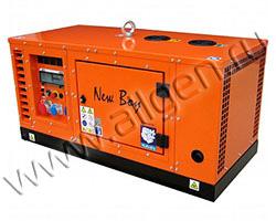 Дизельный генератор EuroPower New Boy EPS133TDE мощностью 11 кВт