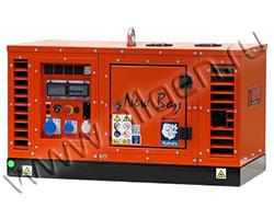 Дизельный генератор EuroPower New Boy EPS73DE мощностью 5 кВт