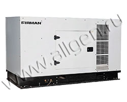 Дизельный генератор FIRMAN SDG27DCS (30 кВА)