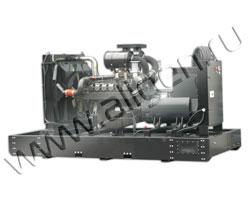 Дизельный генератор Fogo FU600 (656 кВА)